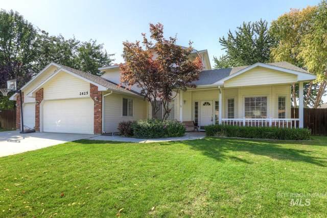2625 S Basin Creek Ave, Meridian, ID 83642 (MLS #98781630) :: Build Idaho