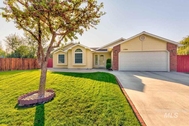 2130 S Chinkapin, Boise, ID 83709 (MLS #98781650) :: City of Trees Real Estate