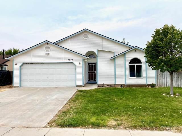 3553 S Orleans Pl, Meridian, ID 83642 (MLS #98781664) :: Build Idaho