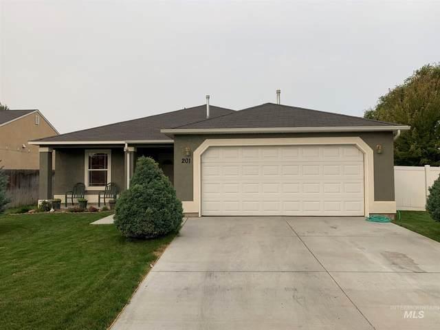 201 Midvale Ave, Caldwell, ID 83605 (MLS #98781674) :: Jon Gosche Real Estate, LLC