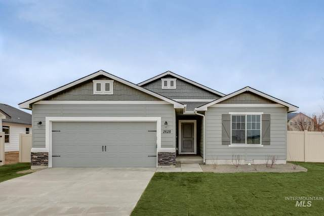 302 W Striped Owl St, Kuna, ID 83634 (MLS #98781675) :: Epic Realty