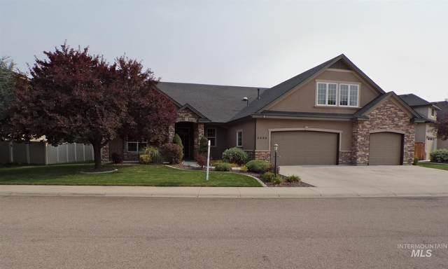 3696 N Petty Way, Meridian, ID 83642 (MLS #98781681) :: Jon Gosche Real Estate, LLC