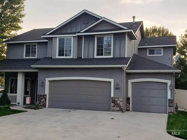 1245 E Mona Lisa, Meridian, ID 83642 (MLS #98781719) :: Build Idaho