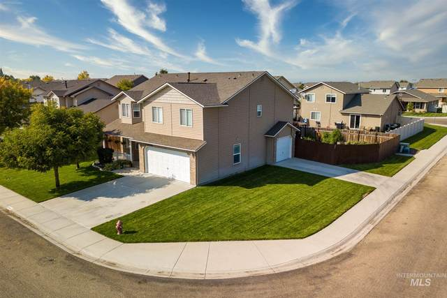 10546 Dragonfly Dr, Nampa, ID 83687 (MLS #98781725) :: Epic Realty