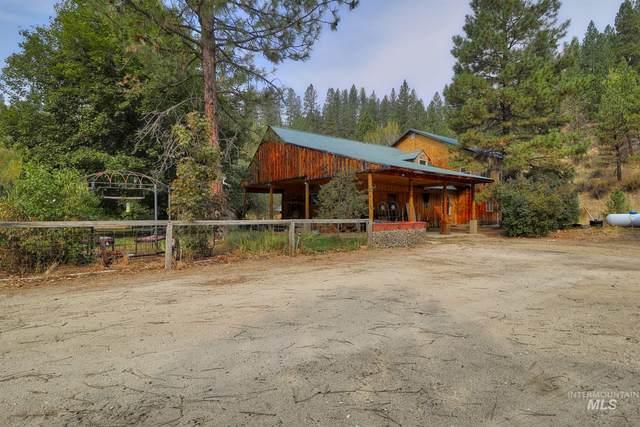 3500 Hwy 21, Idaho City, ID 83631 (MLS #98781727) :: Juniper Realty Group
