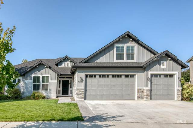 4978 W Eagle Landing Ct, Eagle, ID 83616 (MLS #98781736) :: Boise River Realty