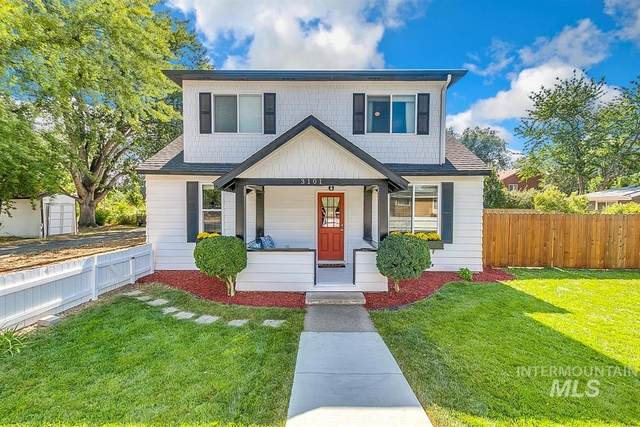 3101 W Targee St, Boise, ID 83705 (MLS #98781738) :: City of Trees Real Estate