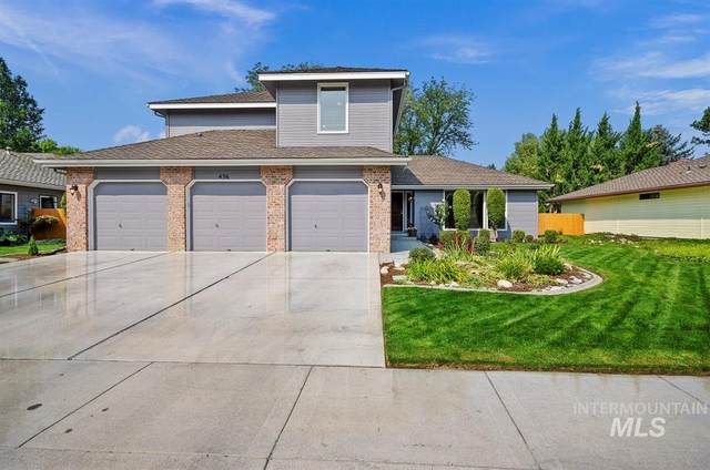 436 E Lost Creek Dr., Boise, ID 83706 (MLS #98781740) :: Jeremy Orton Real Estate Group