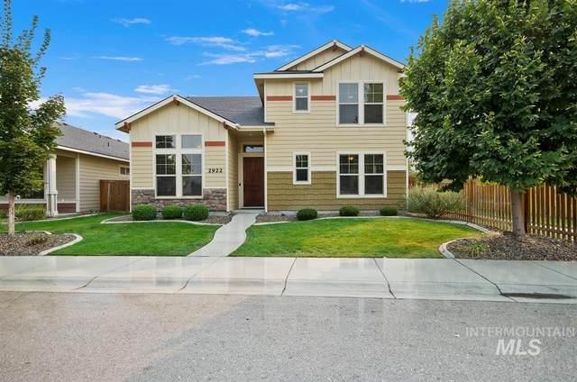 2922 N Centrepoint Way, Meridian, ID 83646 (MLS #98781780) :: Michael Ryan Real Estate