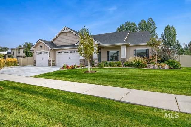 2748 N Camerton, Eagle, ID 83616 (MLS #98781783) :: Michael Ryan Real Estate