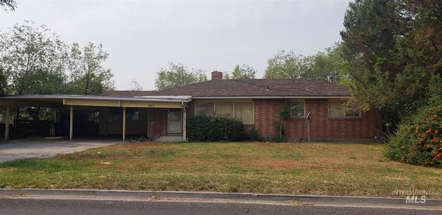 403 Martin Street, Twin Falls, ID 83301 (MLS #98781789) :: Boise River Realty