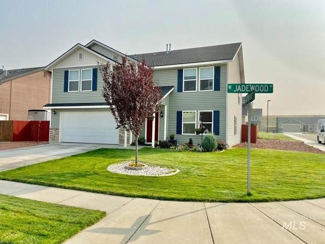 9587 W Jadewood, Boise, ID 83709 (MLS #98781798) :: Boise River Realty