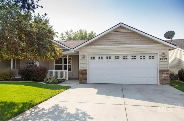 1569 E Drucker, Meridian, ID 83642 (MLS #98781832) :: Michael Ryan Real Estate