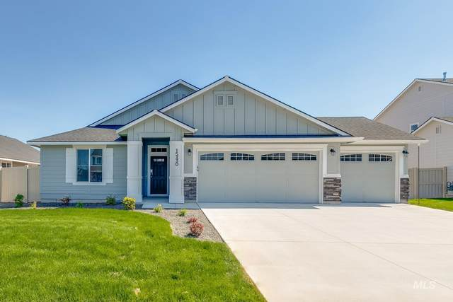 16872 Chambers Way, Caldwell, ID 83607 (MLS #98781841) :: Jon Gosche Real Estate, LLC
