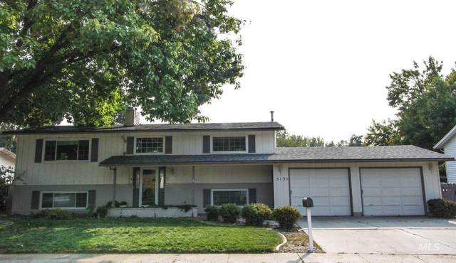 5131 N Mountainview Dr., Boise, ID 83704 (MLS #98781849) :: Epic Realty