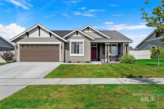 878 Heritage St., Middleton, ID 83644 (MLS #98781884) :: Boise Home Pros