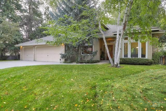 2674 S Swallowtail Lane, Boise, ID 83706 (MLS #98781886) :: Jon Gosche Real Estate, LLC