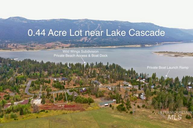 256 Bald Eagle Lane, Donnelly, ID 83615 (MLS #98781926) :: Full Sail Real Estate