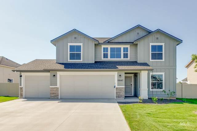 3544 S Brigham Ave, Meridian, ID 83642 (MLS #98781948) :: Full Sail Real Estate