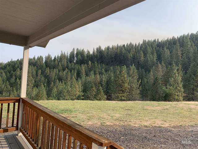 164 Pineway Lane, Kamiah, ID 83536 (MLS #98781956) :: City of Trees Real Estate
