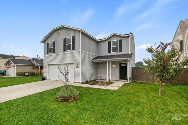114 E Rose Lake Drive, Middleton, ID 83644 (MLS #98781963) :: Michael Ryan Real Estate