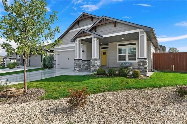 7148 S Carpenter, Boise, ID 83709 (MLS #98781967) :: Jon Gosche Real Estate, LLC