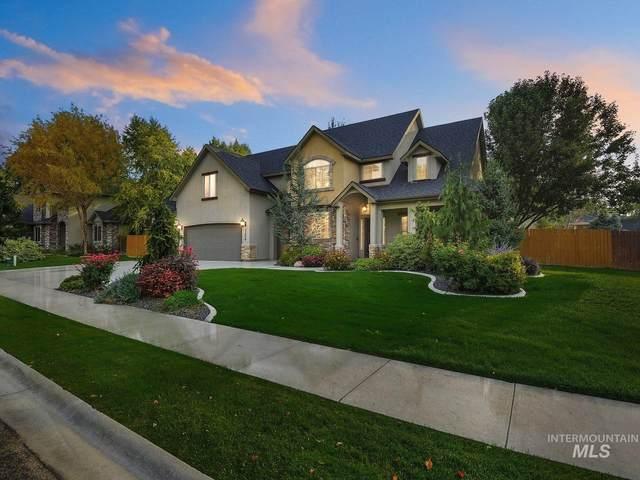 1204 N Sevenoaks Pl., Eagle, ID 83616 (MLS #98781979) :: Minegar Gamble Premier Real Estate Services