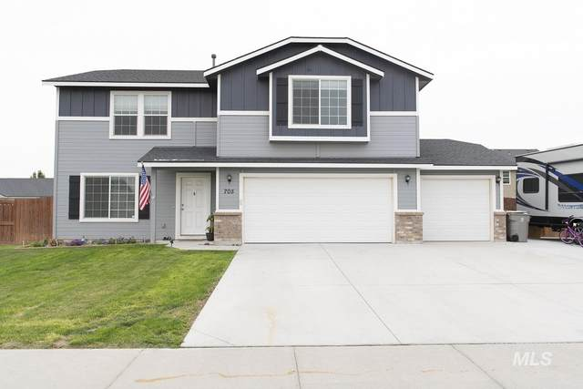 705 SW Miner, Mountain Home, ID 83647 (MLS #98781994) :: Juniper Realty Group