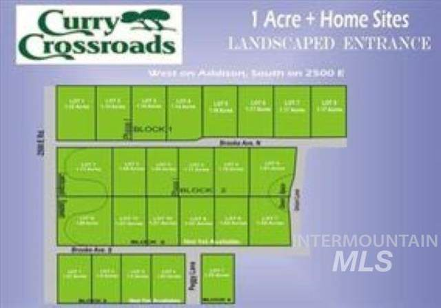 Lot 12 Block 2 Curry Crossroads, Twin Falls, ID 83301 (MLS #98782008) :: Shannon Metcalf Realty