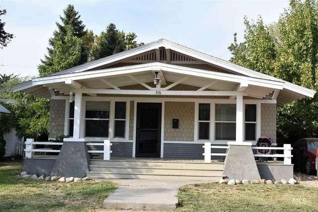 316 E C, Jerome, ID 83338 (MLS #98782012) :: Minegar Gamble Premier Real Estate Services