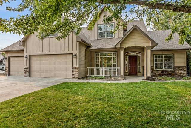 2127 E Powder River Dr., Meridian, ID 83642 (MLS #98782015) :: Minegar Gamble Premier Real Estate Services