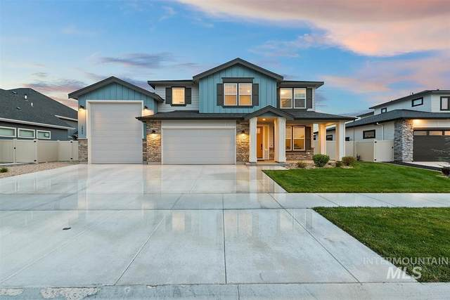 2445 E Lachlan, Meridian, ID 83642 (MLS #98782019) :: Minegar Gamble Premier Real Estate Services