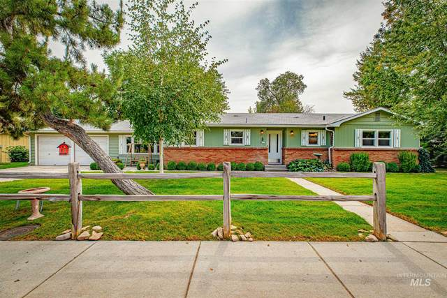 9525 W Irving St, Boise, ID 83704 (MLS #98782021) :: Boise River Realty