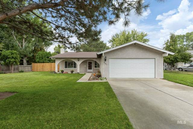 501 S Bighorn, Boise, ID 83709 (MLS #98782025) :: City of Trees Real Estate
