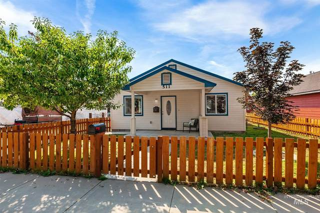 511 E 3rd St, Emmett, ID 83617 (MLS #98782034) :: Boise River Realty
