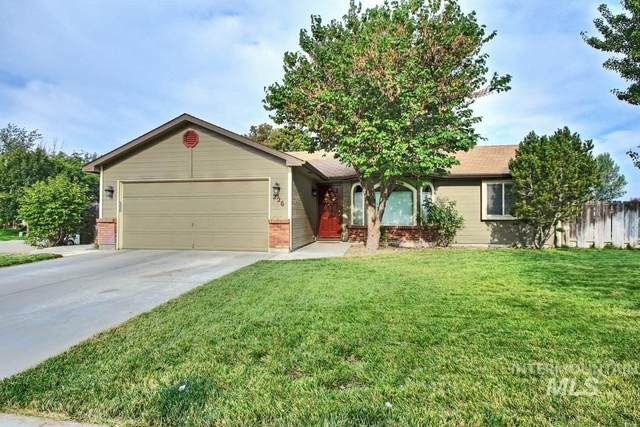 226 W Bloomington Drive, Meridian, ID 83542 (MLS #98782045) :: Boise Valley Real Estate