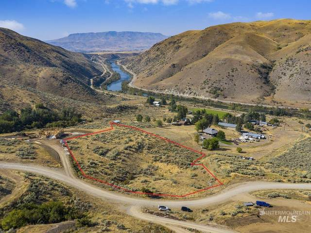 TBD Shoemaker Drive Lot 7, Horseshoe Bend, ID 83629 (MLS #98782055) :: Shannon Metcalf Realty