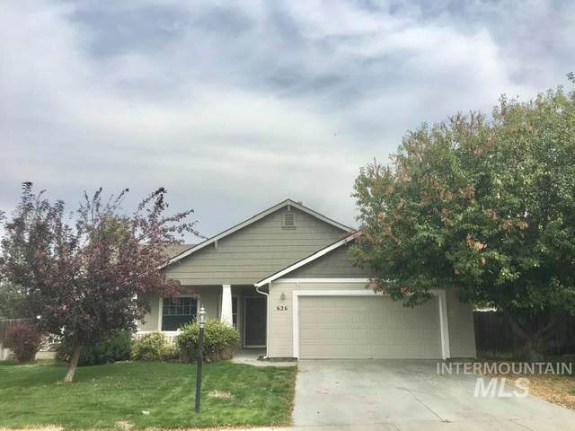 626 N Mudstone, Kuna, ID 83634 (MLS #98782065) :: Full Sail Real Estate