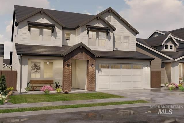 3418 E Collingwood Drive, Meridian, ID 83642 (MLS #98782079) :: Michael Ryan Real Estate