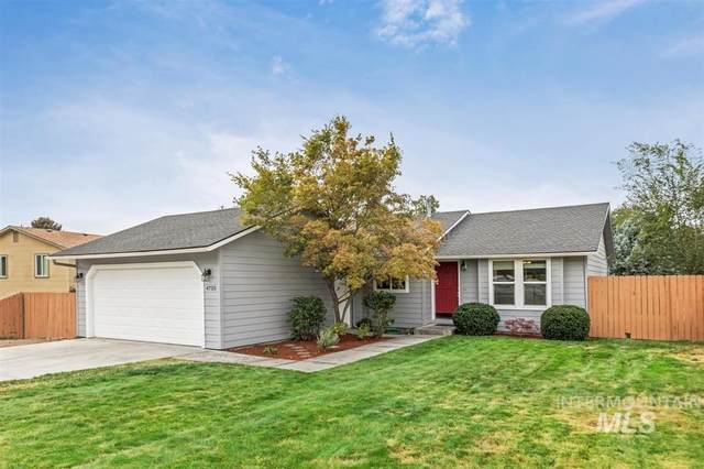 4725 S Sioux Place, Boise, ID 83709 (MLS #98782096) :: City of Trees Real Estate