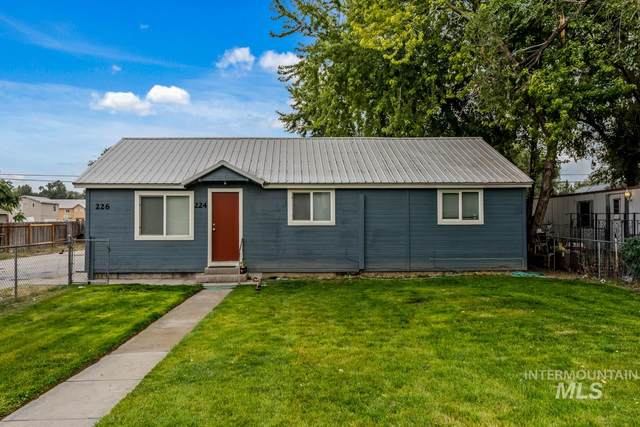 224-226 1st Street N, Nampa, ID 83687 (MLS #98782097) :: City of Trees Real Estate