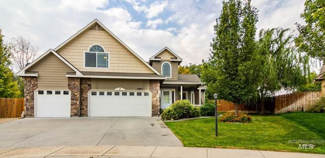 1453 Sagittarius Ct, Nampa, ID 83651 (MLS #98782098) :: Bafundi Real Estate