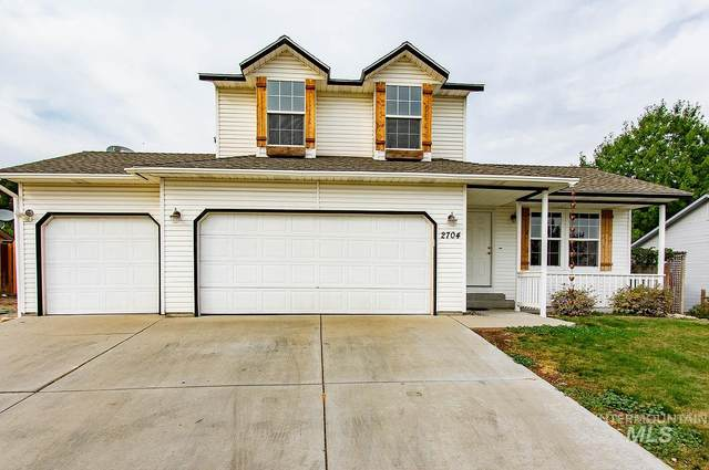 2704 Sunflower Dr, Nampa, ID 83686 (MLS #98782106) :: Juniper Realty Group
