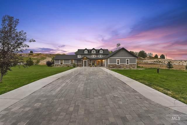 12148 Ranchview Dr, Nampa, ID 83686 (MLS #98782112) :: Full Sail Real Estate