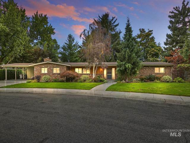 1023 S Glen Haven Drive, Boise, ID 83705 (MLS #98782137) :: Full Sail Real Estate