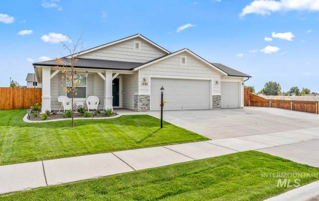1595 Placerville St., Middleton, ID 83644 (MLS #98782165) :: Bafundi Real Estate
