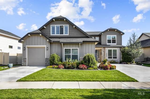 1022 E Radiant Ridge Drive, Meridian, ID 83642 (MLS #98782218) :: Michael Ryan Real Estate