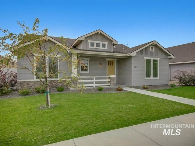 531 N Baxter Way, Eagle, ID 83616 (MLS #98782237) :: Jeremy Orton Real Estate Group