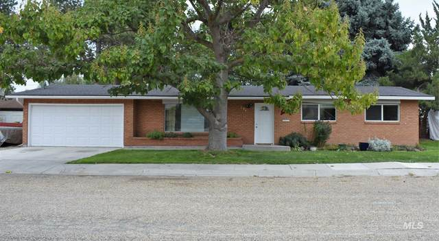 154 S Rowena St., Nampa, ID 83686 (MLS #98782251) :: Michael Ryan Real Estate