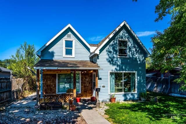 1437 8th Ave E, Twin Falls, ID 83301 (MLS #98782261) :: Michael Ryan Real Estate